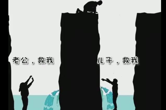 影子默剧10G【抖音视频小素材】(1)