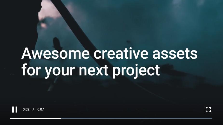快速打字动画和视频过渡