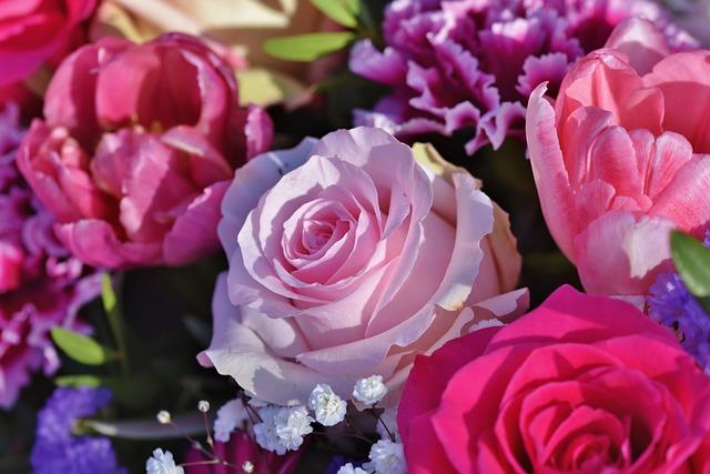 Rose Rose Bloom Flower Bouquet  - Capri23auto / Pixabay